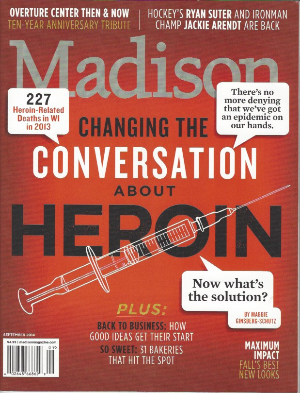 Community Response to the Heroin Epidemic in Dane County